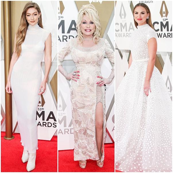 Melhores looks do CMA Awards 2019