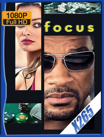 Focus [2015]1080P Latino [X265] [ChrisHD]