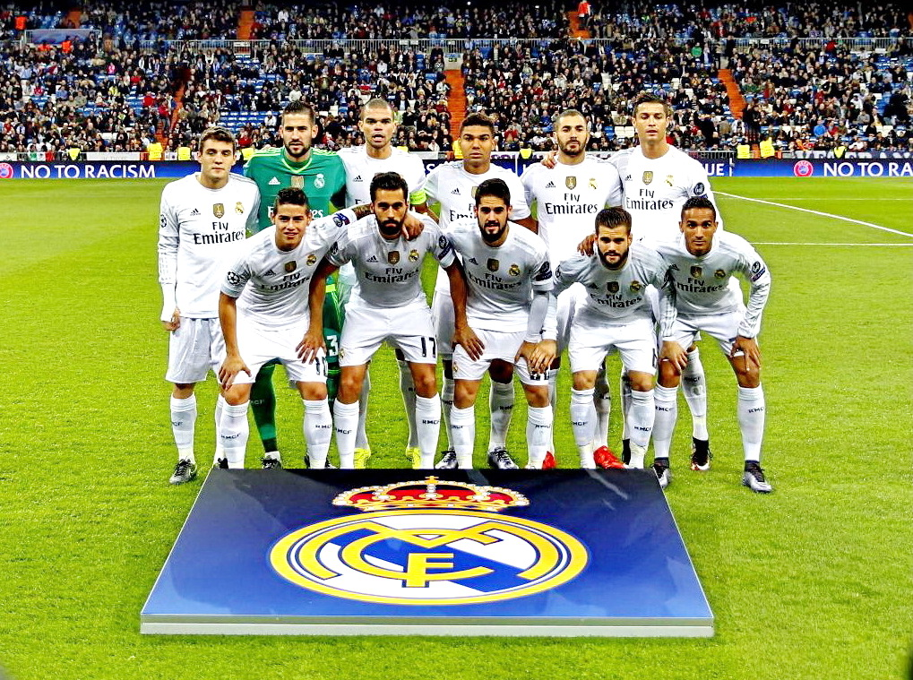 Equipos de f tbol real madrid malmoe ff 08 12 2015 for Futbol real madrid hoy