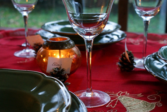pinecones placeholders diy christmas francinesplaceblog