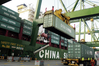 Logistik China