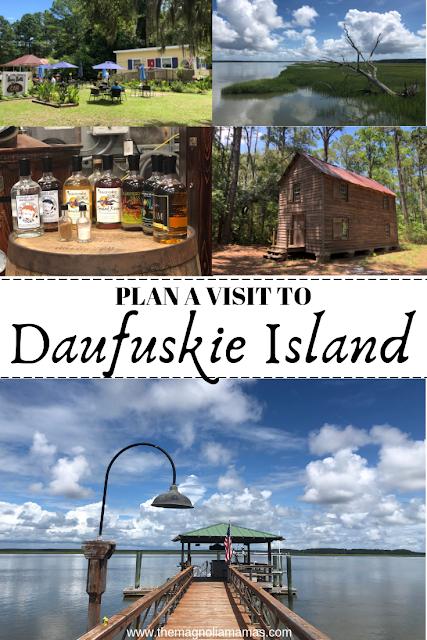 plan a visit to Daufuskie Island