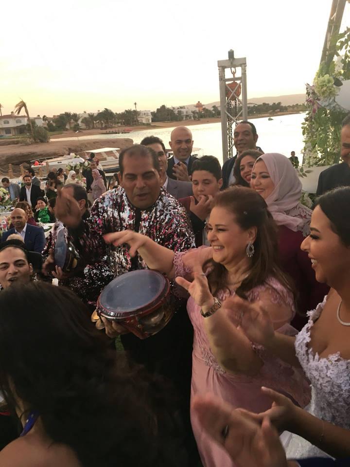 شاهد بالصور حفل زفاف حسن الرداد وايمي سمير غانم فرح حسن