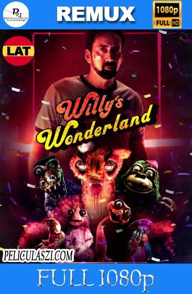 Willy's Wonderland (2021) Full HD REMUX 1080p Dual-Latino VIP