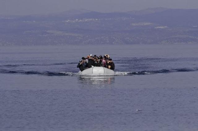 3.500 πρόσφυγες και μετανάστες έφτασαν στα νησιά το Σεπτέμβριο