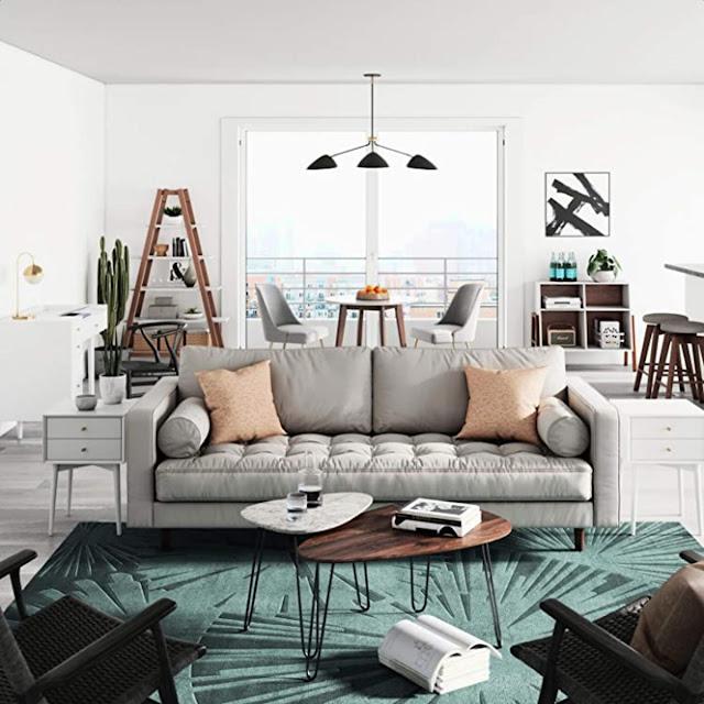 Cozy Amazon Living Room