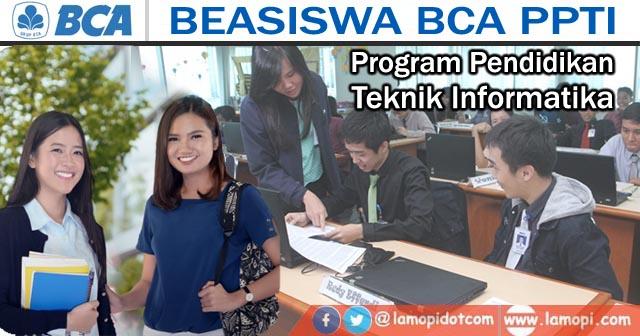 Beasiswa BCA 2021
