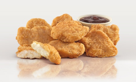Thanks, Mail Carrier: Burger King's New Chicken Tenders