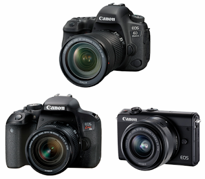 Canon still on top of the global interchangeable-lens digital camera market