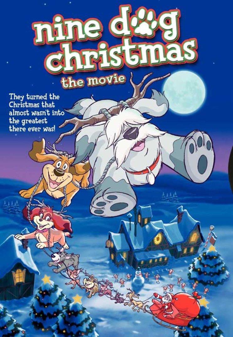Nine Dog Christmas (2004) ταινιες online seires oipeirates greek subs