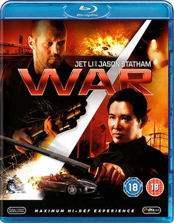 War 2007 Dual Audio Hindi 480p BluRay 300mb