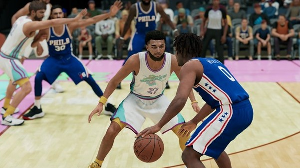 HOW TO QUICKLY SAVE PLAYING TIME ON NBA 2K22?