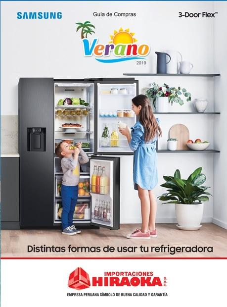 Catalogo Hiraoka Peru - enero 2019