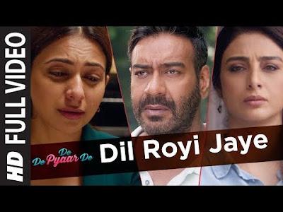 Dil Royi Jaye | Arijit-Singh | Song Hindi/English Lyrics idoltube -