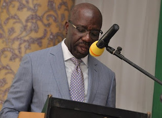 Some APC governors are supporting me - Governor Obaseki