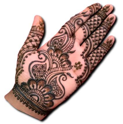 Simple Mehndi Design Marwari