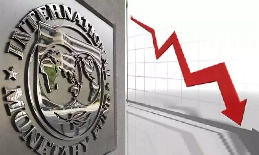 IMF Report on slowdown, UPSC Indiathinkers