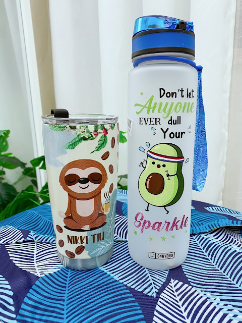 64Hydro Customized Water Bottles Review