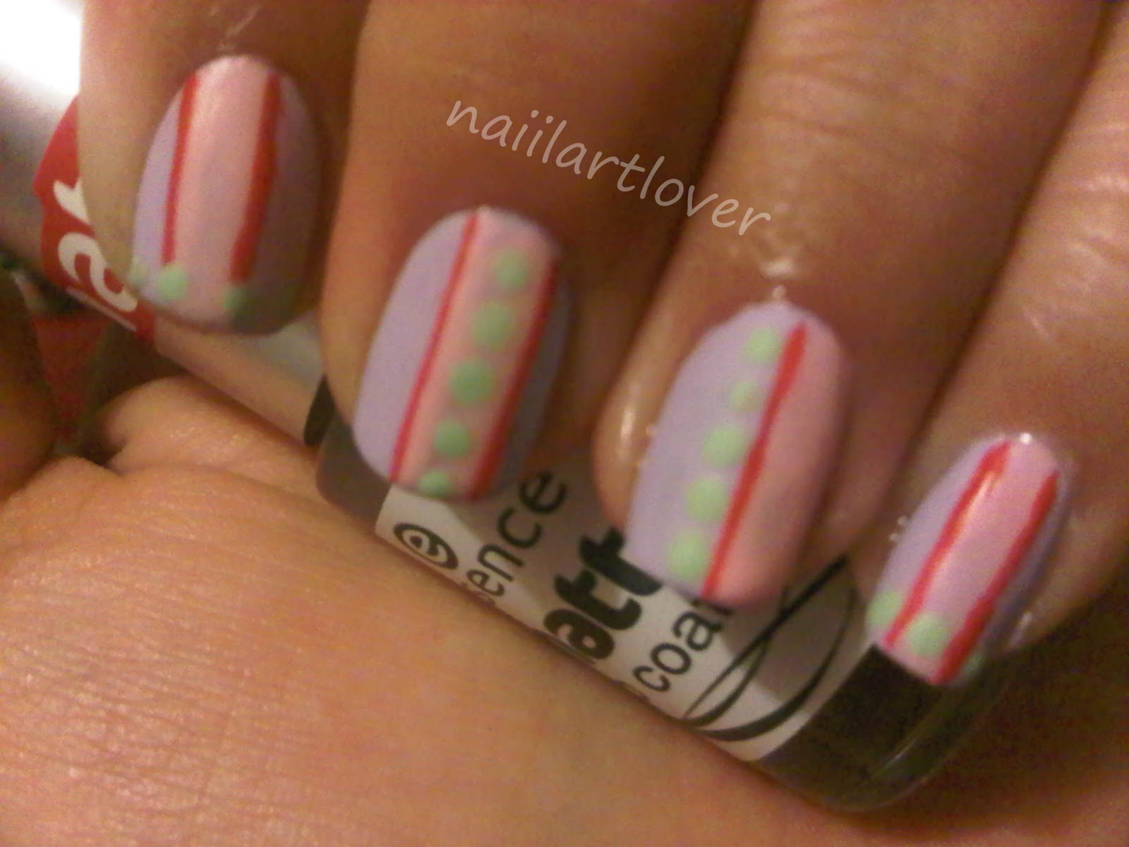 Nail Designs Lines Easy*^