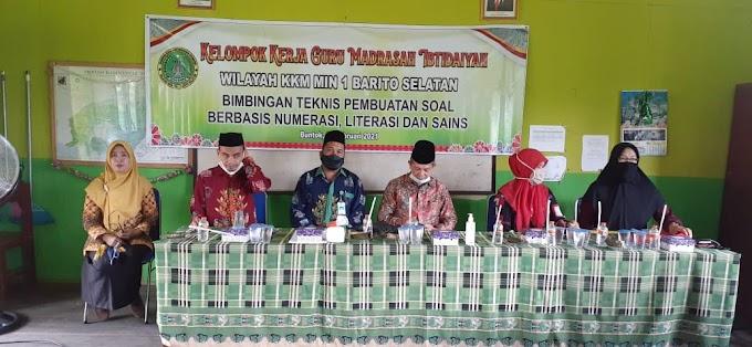 PGMI Laksanakan Pengabdian Masyarakat Sekaligus Mou FTIK dengan MIN Barito Selatan