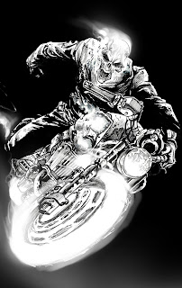 Ghost Rider 2 Mobile HD Wallpaper