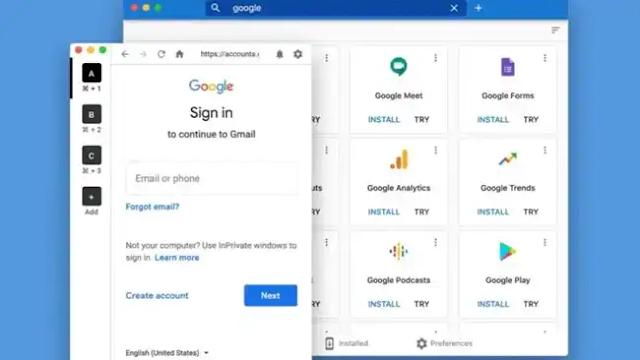WebCatalog turns your web applications into desktop apps