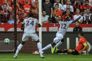 Ligue 1 match highlight Sunday 01/09/2019