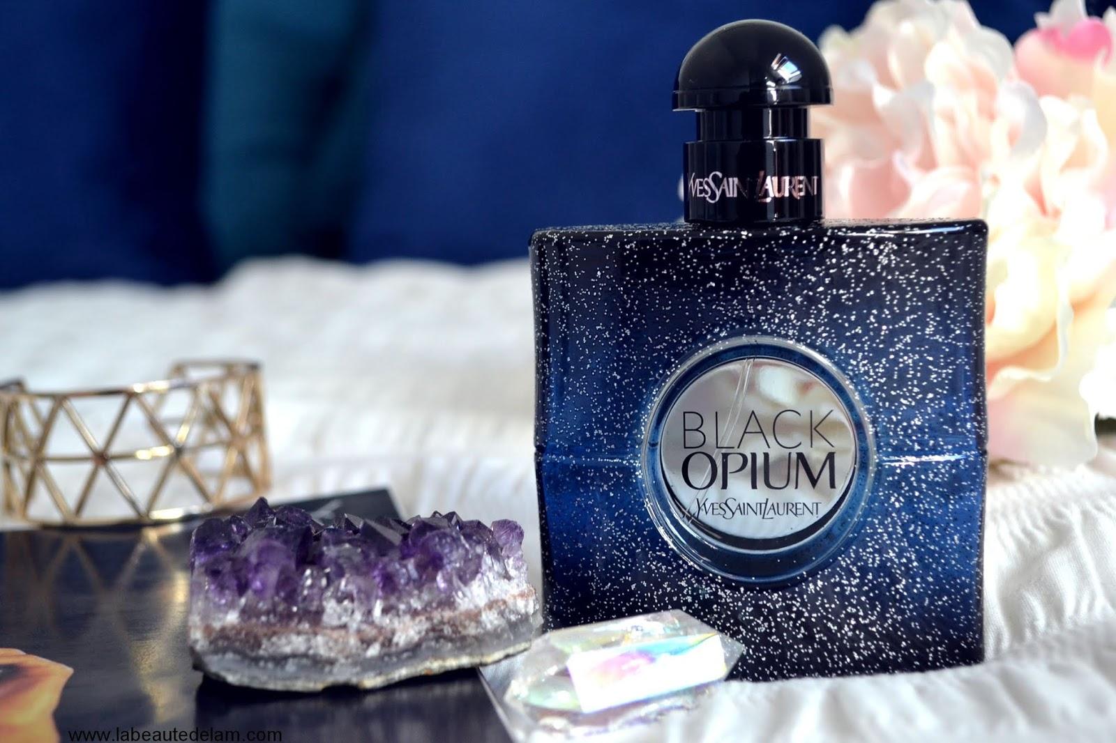 Parfum Black Opium Yves Saint LaurentUn De Intense Addictif zVMqUpS