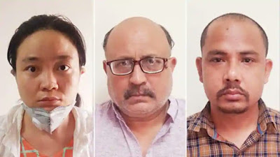 China को खुफिया जानकारी देने के आरोप में फ्रीलांस पत्रकार Rajeev Sharma गिरफ्तार