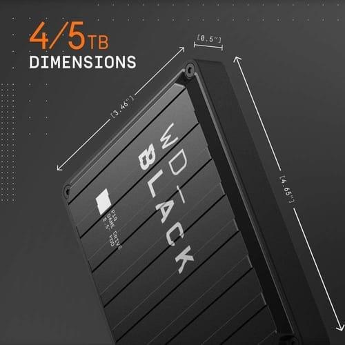 Review WD Black 5TB P10 Portable External Hard Drive