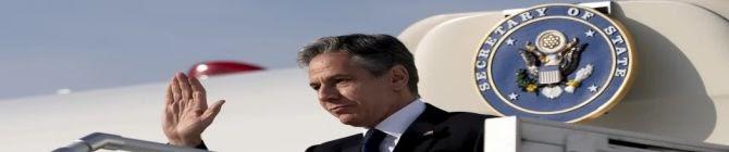 US Secretary of State Blinken Arrives In India; Defence Ties, Afghanistan Among Talks' Agenda