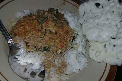 Nasi Tumpang atau Sambal Tumpang, Kuliner Merakyat Pagi Hari di Kediri