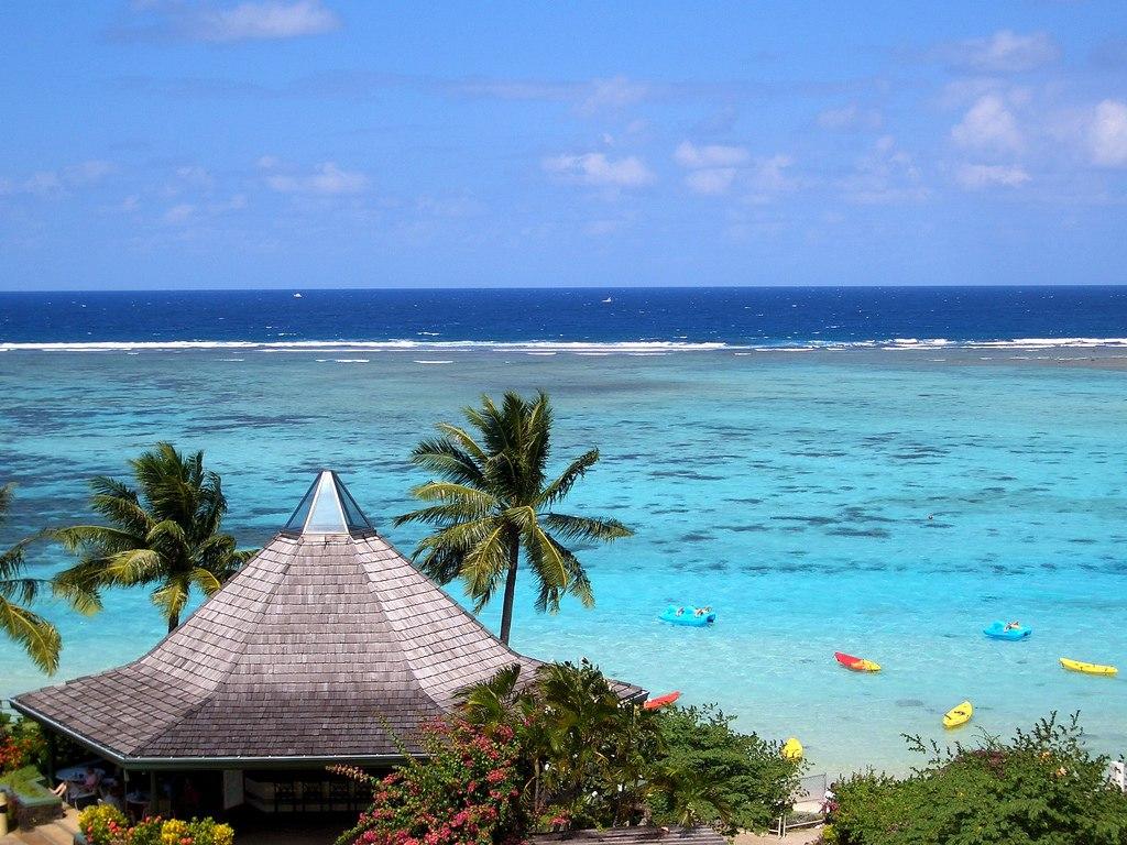 Гуам – райский остров посреди вод Тихого океана