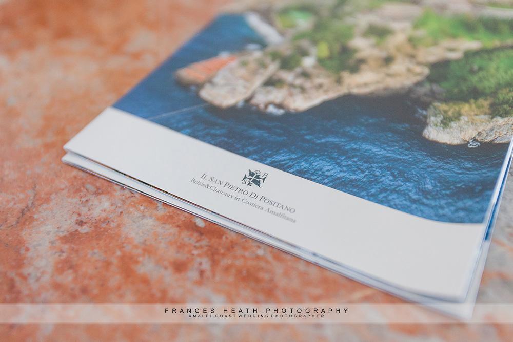 San Pietro hotel book