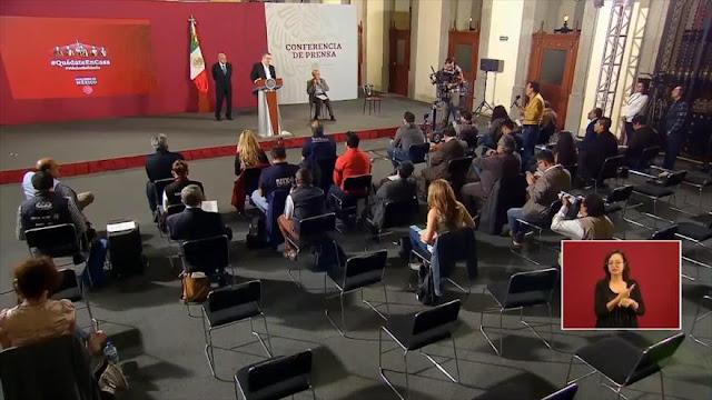 En México preocupan muertes de connacionales por COVID-19 en EEUU