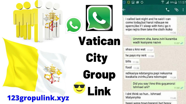 Join 100+ Vatican City Whatsapp Group Link 2020