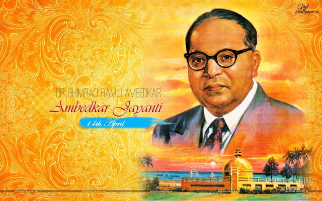 ambedkar jayanti wallpapers download