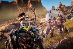 19. لعبة Horizon: Zero Dawn