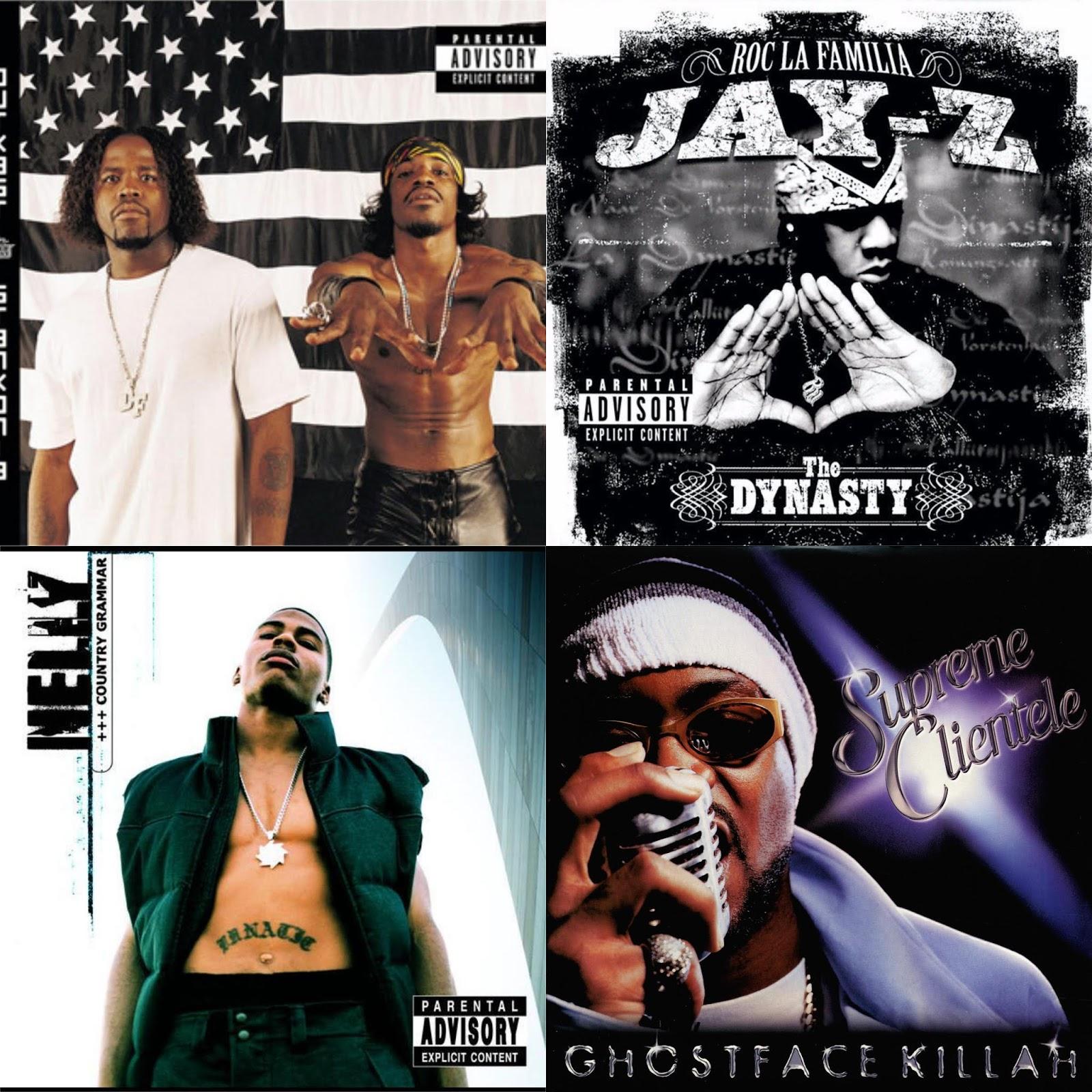 DAR Hip Hop: Pros And Cons Of 5 Albums From 2000 - DefineARevolution com