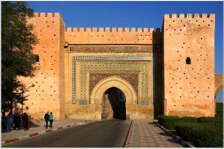 Meknes, Maroko