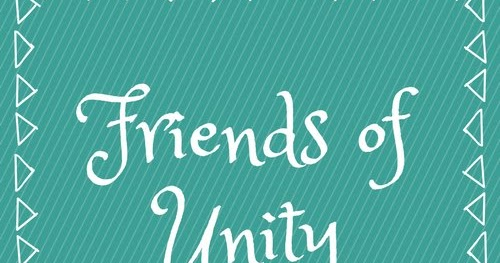 Friends of Unity Blog Hop - January 2018