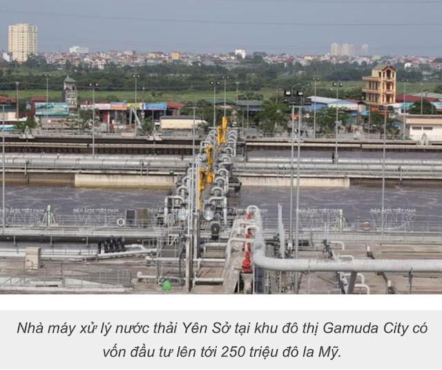 Ông Nguyễn Đức Chung và các chuyên gia Nhật: Nhà máy 800 triệu USD và công nghệ Nano