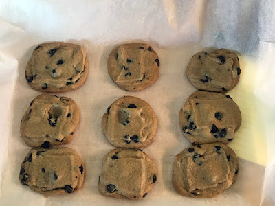 Paul Made Chocolate Chip Cookies