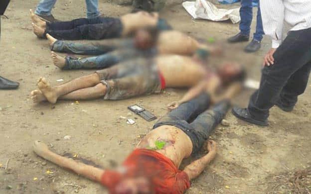Gobierno de mierda: Banda del Cagón decapita a 7 personas en Zulia