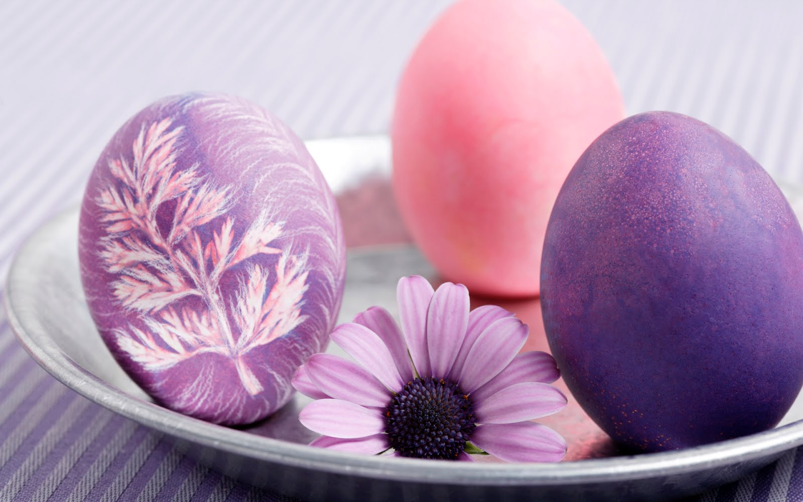Easter Eggs Decorations Colorful Easter Eggs Wallpapers