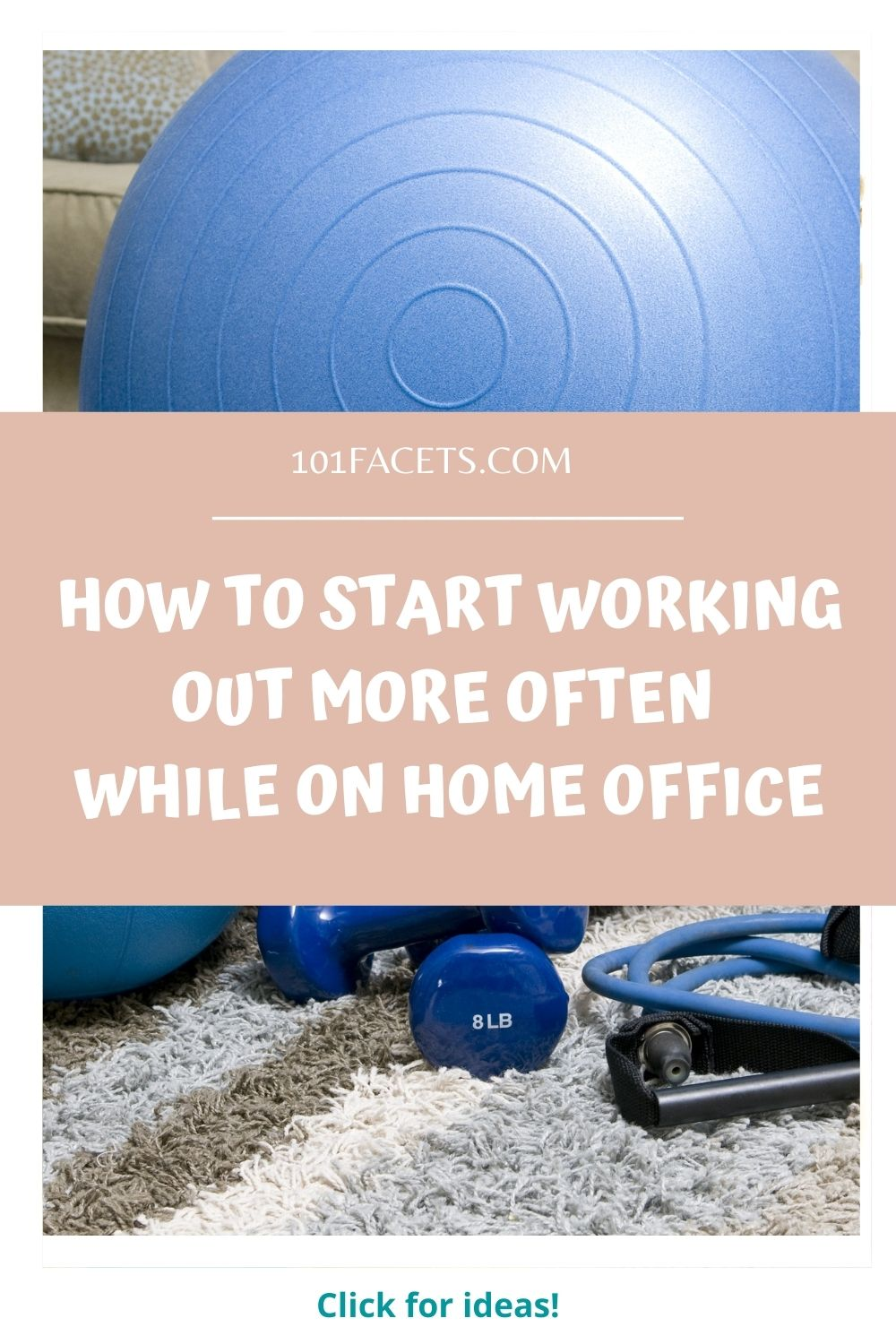How to Start Working Out More Often While On Home Office