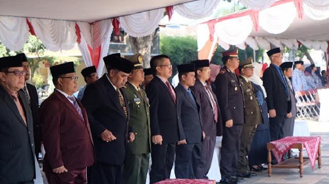 Kasdim 0723 Klaten: Sejarah Kelam G30S PKI Tak Boleh Terulang Lagi Di Indonesia