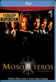 Los Tres Mosqueteros (1993) [1080p BRrip] [Latino-Inglés] [LaPipiotaHD]
