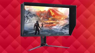 Monitor Gaming 4K Terbaik