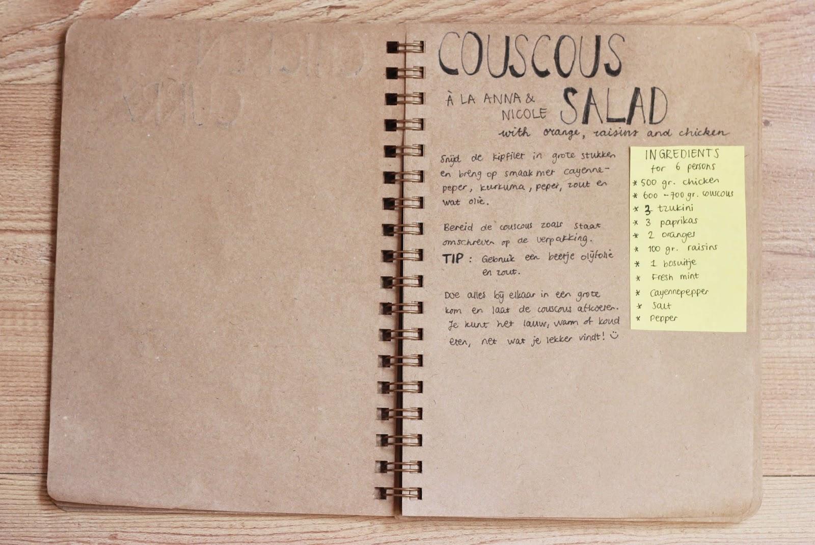 Diy Recipe Book Tips Voor Lekkere Recepten The Budget Life